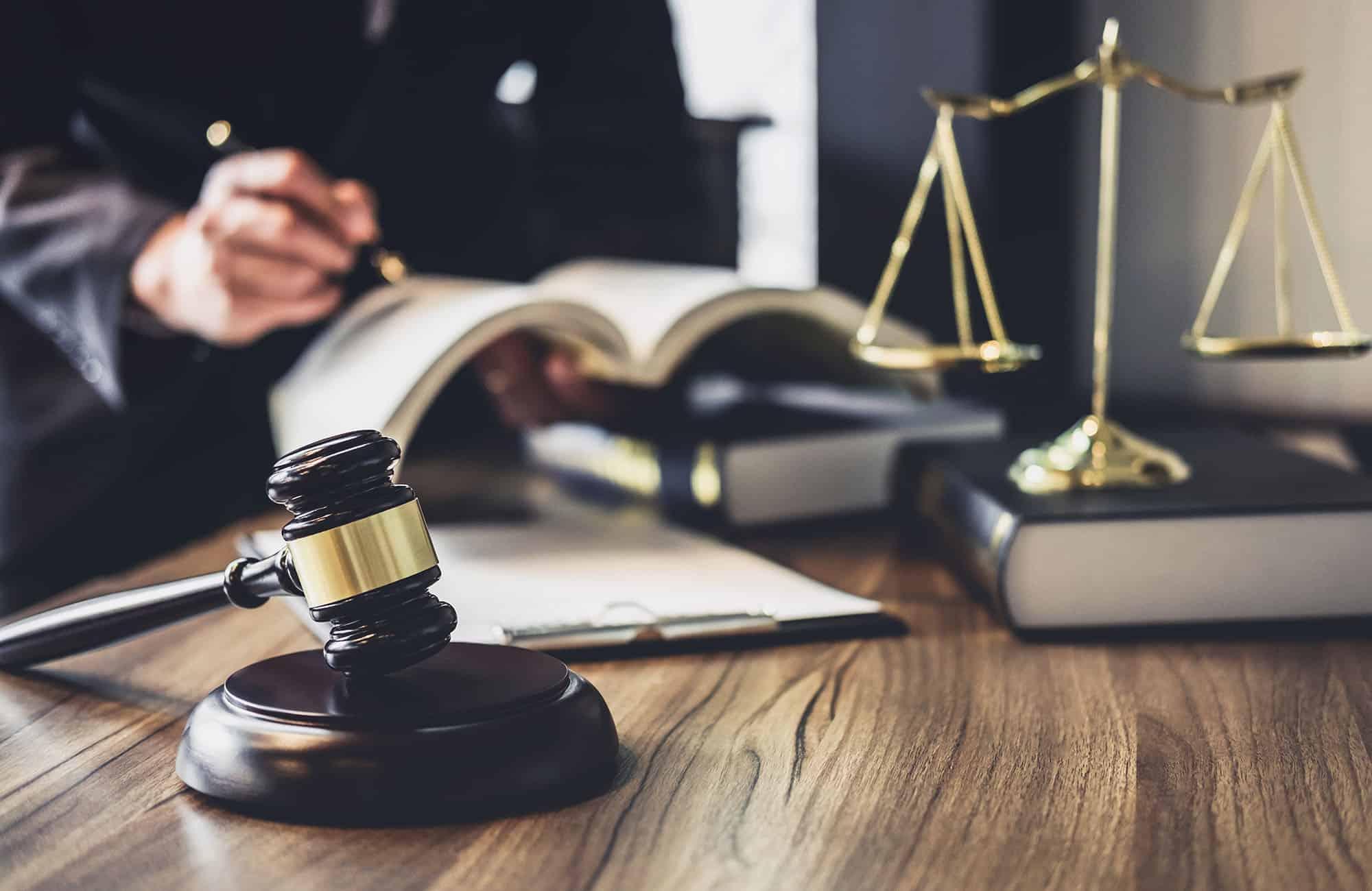 סקירה קצרה על בתי המשפט בארץ